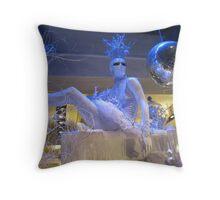 Snow Queen for TeriLee Throw Pillow