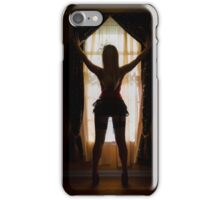 Look Through My Window iPhone Case/Skin