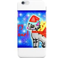 Gordon - Happy New Year! iPhone Case/Skin