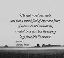 Jane Eyre World by Kimberose