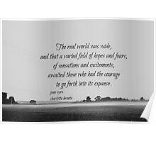 Jane Eyre World Poster