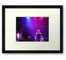 What It Looks Like To Mix Entertainment With Booze Framed Print