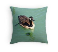 Canada Goose Throw Pillow
