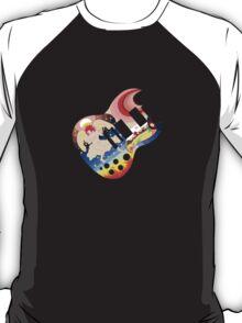 Body Art:  Clapton T-Shirt