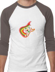 Body Art:  Harrison Men's Baseball ¾ T-Shirt