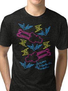 'Dreams of a Northcote Rockstar' Tri-blend T-Shirt