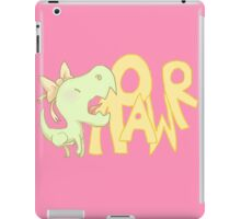 Roaring iPad Case/Skin