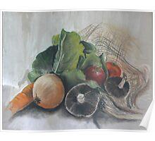Vegetable Matter Poster