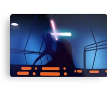 Your Destiny Lies with Me, Skywalker Metal Print