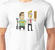 Shaun of the Dead - Pixel Art Unisex T-Shirt