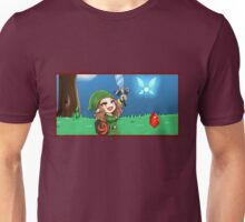 Link Freya and the Master Sword! Unisex T-Shirt