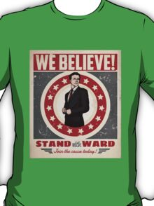 Stand With Ward T-Shirt