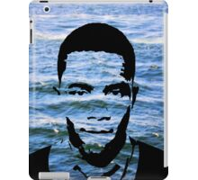 OCEAN (Negative Space) iPad Case/Skin