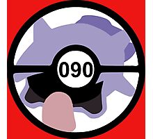 Pokemon 090 Photographic Print