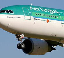 Aer Lingus A330 by ScottH711