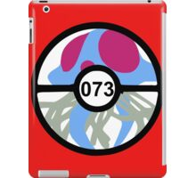 Pokemon 073 iPad Case/Skin