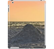 Beach Volcano iPad Case/Skin
