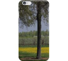 Between the Trees - JUSTART © iPhone Case/Skin
