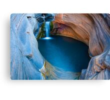 Spa Pool Canvas Print
