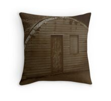 There once lived a Hobbit..... Throw Pillow
