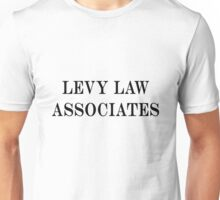 Levy Law Associates Unisex T-Shirt