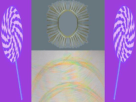 Sunshine, Lollipops & Rainbows by KazM