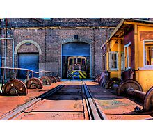 Wheels of Industry Photographic Print