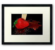 KillBerry II Framed Print