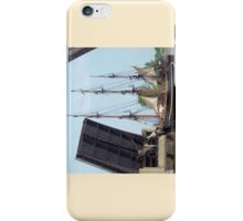 Bounty II - Parade of Sail iPhone Case/Skin