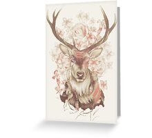 Stag of my Dreams Greeting Card