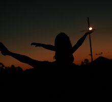Dance Till The Sun goes Donw by bluenova88