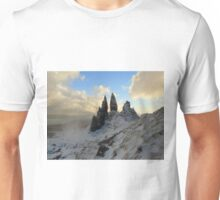 Storm at the Storr Unisex T-Shirt