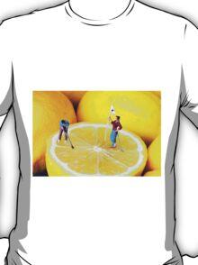 Golf Game On Lemons T-Shirt