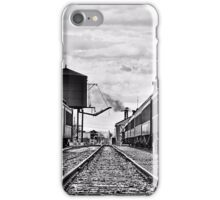 On The Rail iPhone Case/Skin