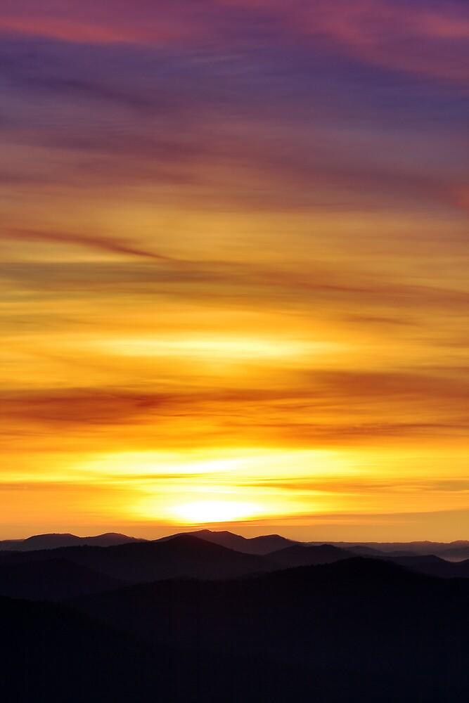 Fruit Tingle Sunrise by David Haviland
