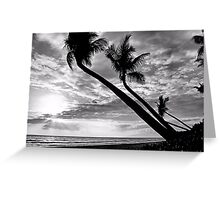 Pacific Paradise Greeting Card