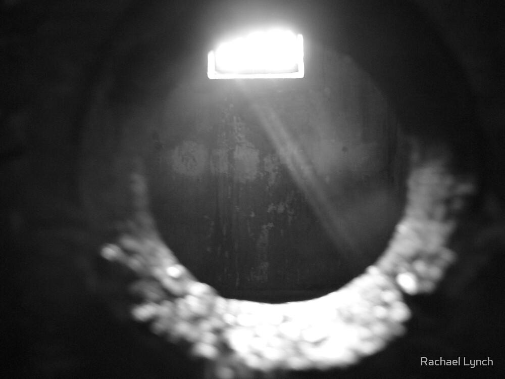 Spyhole by Rachael Lynch