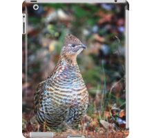 The Happy New Year Partridge iPad Case/Skin