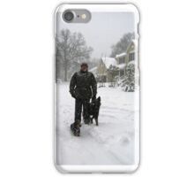 There's no bad weather, just bad outfits !  iPhone Case/Skin