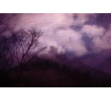 Mystical Castle - JUSTART © Photographic Print