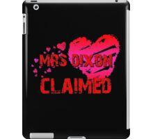The Walking Dead - Mrs Dixon Claimed iPad Case/Skin