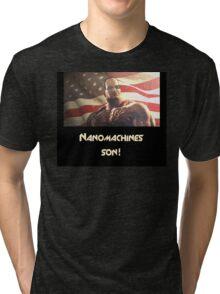 Nanomachines son! Tri-blend T-Shirt