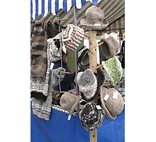 Sheepish Hats Photographic Print