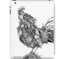 Earth Rooster iPad Case/Skin