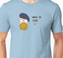 Mythbusters - The Hyneman Unisex T-Shirt
