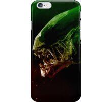 Alien Headshot iPhone Case/Skin