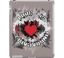 Unbreakable #2 (Tees, duvet covers, coffee mugs, throw pillow, prints, tablet cases) iPad Case/Skin