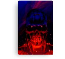 Terminator Headshot Canvas Print