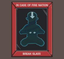 In Case of Fire Nation, Break Glass by vestigator