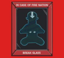 In Case of Fire Nation, Break Glass Kids Clothes